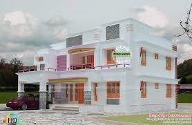 8 lakhs home design