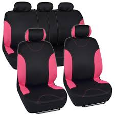 Light Pink Car Pink Car Seat Covers Car Seat Cover