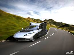 terrafugia unveils new tf x flying car it u0027s also self driving