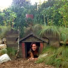 diy how make hobbit house your garden cultivate hobbit houses created hayden regina
