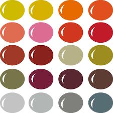 invue color palette autumn 2017 pazzles craft room