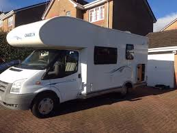 chausson flash 03 6 berth motorhome 2010 low mileage large end