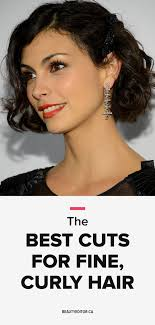 short hairstyles for a high forehead the best cuts for fine curly hair and a high forehead fine