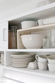 diy kitchen cabinets kreg easy diy cabinet shelf risers tidbits