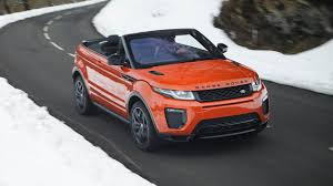 evoque land rover convertible range rover evoque convertible first drive review auto trader uk