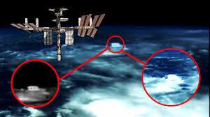 new ufos video bizarre space ship nasa cuts hd live space feed ufo
