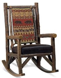 Reclaimed Armchair Rustic Log And Rocking Chairs Reclaimed Furniture Design Ideas