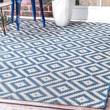 Navy And White Outdoor Rug New Blue Rug Outdoor Blue Indoor Outdoor Rug Blue And White