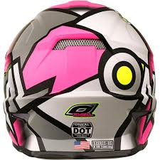 childrens motocross helmets oneal 2018 ladies mx new 3 series radium grey pink womens