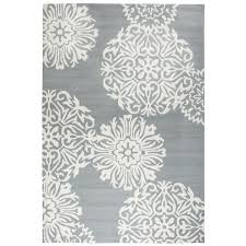 Grey And White Outdoor Rug Gray U0026 Silver Outdoor Rugs You U0027ll Love Wayfair