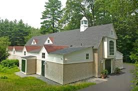 Boat House Groton Boathouse Olson Lewis Architects