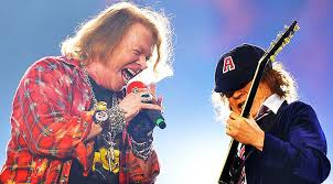 Chair Rock Angus How Angus Young Actually Feels About Having Axl Rose In Ac Dc