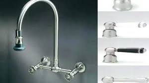 wall mounted faucets kitchen wall mounted kitchen faucets verdesmoke com home depot in mount