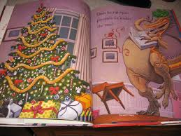 chapel hill snippets how do dinosaurs say merry read