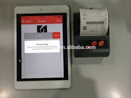 mini printer for iphone ipad laptop android ios windows available