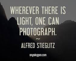 10 inspiring quotes from photographers to on