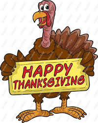 happy thanksgiving turkey vectors pictures clipart