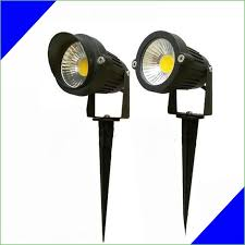 lighting woods 0430 18 2 sjtw flood light with stake 6 foot