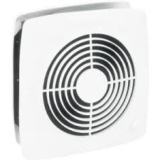 broan 277v exhaust fan broan 180 cfm through the wall exhaust fan 509 the home depot