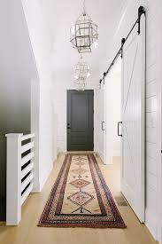 farmhouse floors farmhouse hallway with bleached hardwood floors shiplap paneling