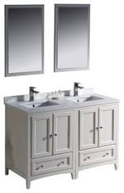 small double bathroom sink fresca oxford 48 traditional double sink bathroom vanity antique