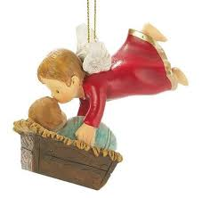 christmas ornaments for baby angel baby ornament catholic books crucifixes gifts