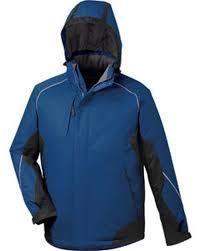 blue ash color ash city north end avalanche men s color block insulated jacket