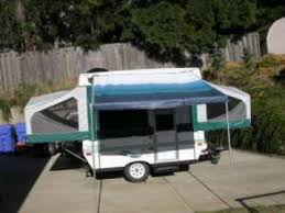 Starcraft Pop Up Camper Awning Recreational Vehicles Tent Trailers 2000 Starcraft Venture 1701