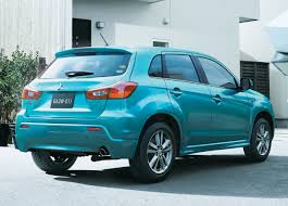 mitsubishi rvr 2012 new images with the 2011 mitsubishi asx automotorblog