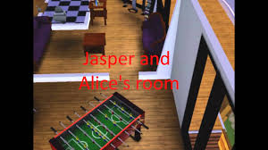 Cullen House Floor Plan by The Sims 3 The Cullen U0027s House Youtube