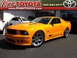 mustang for sale 2007 saleenmustang forsale1a jpg