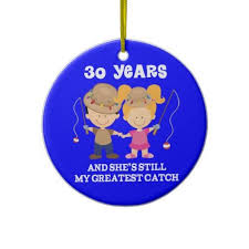 25th wedding anniversary christmas ornament 89 best 30 year wedding anniversary images on 30th