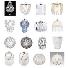 clear glass shade replacement lamp shades pendant light