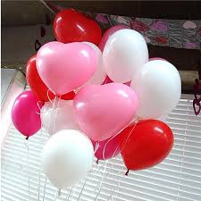 50 balloons delivered best 10inch durable colorful novetly wedding birthday party
