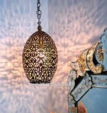 lighting chain by the foot elegant moorish pendant light handmade in morocco made of brass