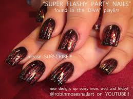robin moses nail art november 2011