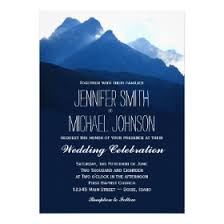 mountain wedding invitations rural country nature wedding invitations rustic country