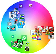 the colors of an app icon u2013 appbot