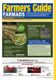 farmers guide classified section november 2013 by farmers guide