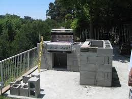 outside kitchens ideas outdoor kitchens steel studs or concrete blocks yard ideas
