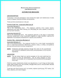 mechanic resume template this is auto mechanic resume sle articlesites info