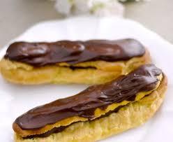 recettes de cuisine marmiton eclairs au chocolat rapide recette de eclairs au chocolat