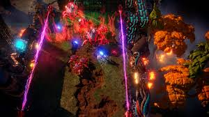 new machina nex machina game ps4 playstation