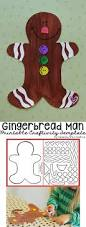 printable gingerbread man craft men crafts gingerbread man and