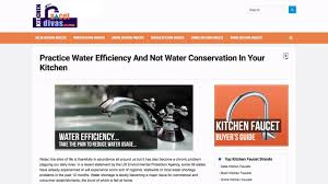kitchen faucet divas real amazon affiliate site informational