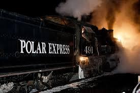 polar express train ride near denver is amazing