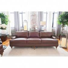 Curved Leather Sofas Curved Sofas And Secionals For Sale At Carolina Rustica