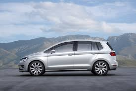 car volkswagen side view mkvii volkswagen golf sportsvan exterior side view eurocar news