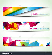 abstract colourful light waves powerpoint templates loversiq