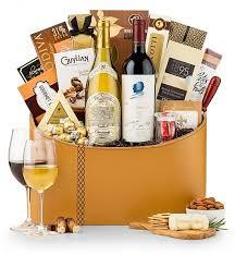 Wine Baskets Opus One Luxury Wine Basket Luxury Wine Baskets Two Of